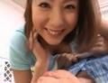 【麻美ゆま】幼児プレイ、爆乳の麻美ゆまママが起きない息子にチュウしたり大きなオッパイで癒してくれます