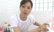 【神崎久美】艶めかしい久美お母さんの透け乳首に興奮した息子が浴室で母とセックスして中出し母子相姦