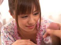 可愛い妹の瑠川リナちゃんに目の前でオナニー鑑賞されながら淫語責めされ眼前で大量射精するお兄ちゃん