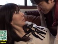 【澤村レイコ 近親相姦】受験のため居候する義弟に模試の成績が良かったらご褒美上げると約束した兄嫁がキスを迫られ接吻に溺れて近親相姦SEX