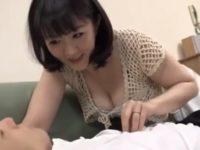 息子を筆おろしした円城ひとみお母さんが性の伝道師として息子の童貞友達を筆おろし