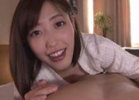 乳首ソムリエのAV女優の水野朝陽が乳首責めしながら中出しを誘って膣搾りするエロ動画
