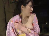【星野あかり】高慢な財閥令嬢が疎開先の田舎で反感を買い出征兵士の慰み者にされるドラマ