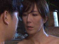 【澤村レイコ】憧れの上司に告白し恋人関係になった部下が優しい眼差しで見つめる美女と肉欲に塗れて温泉旅館で何度も中出しSEX