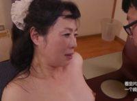 【中本美香 母子相姦】愛する息子と中出し母子相姦した熟女お母さんが入浴中に肉欲の疼きに耐えられず再び近親相姦SEX