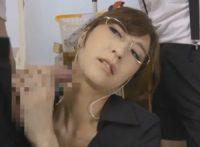 【神波多一花】校内でゲームで遊んでいた悪ガキ生徒会の恨みを買ったP●A会長が高いプライドをズタズタに引き裂かれ中出し奉仕