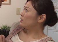 【中島京子】借金を頼みに来た義弟に迫られ夫が居る側でSEXした美人妻が肉の疼きに耐えられず電話で呼び出し肉欲塗れの不倫交尾