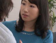 【佐々木結衣 母子相姦】上京した息子の世話する美人お母さんが母親を異性として愛する息子に迫られ月一回の中出し母子相姦SEX