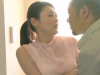 【中島京子】引っ越しの最中に夫の目を盗み義兄にオ●ンコ弄られ死角で肉棒をフェラする義妹が禁断の疼きに耐えられず義兄と肉欲交尾